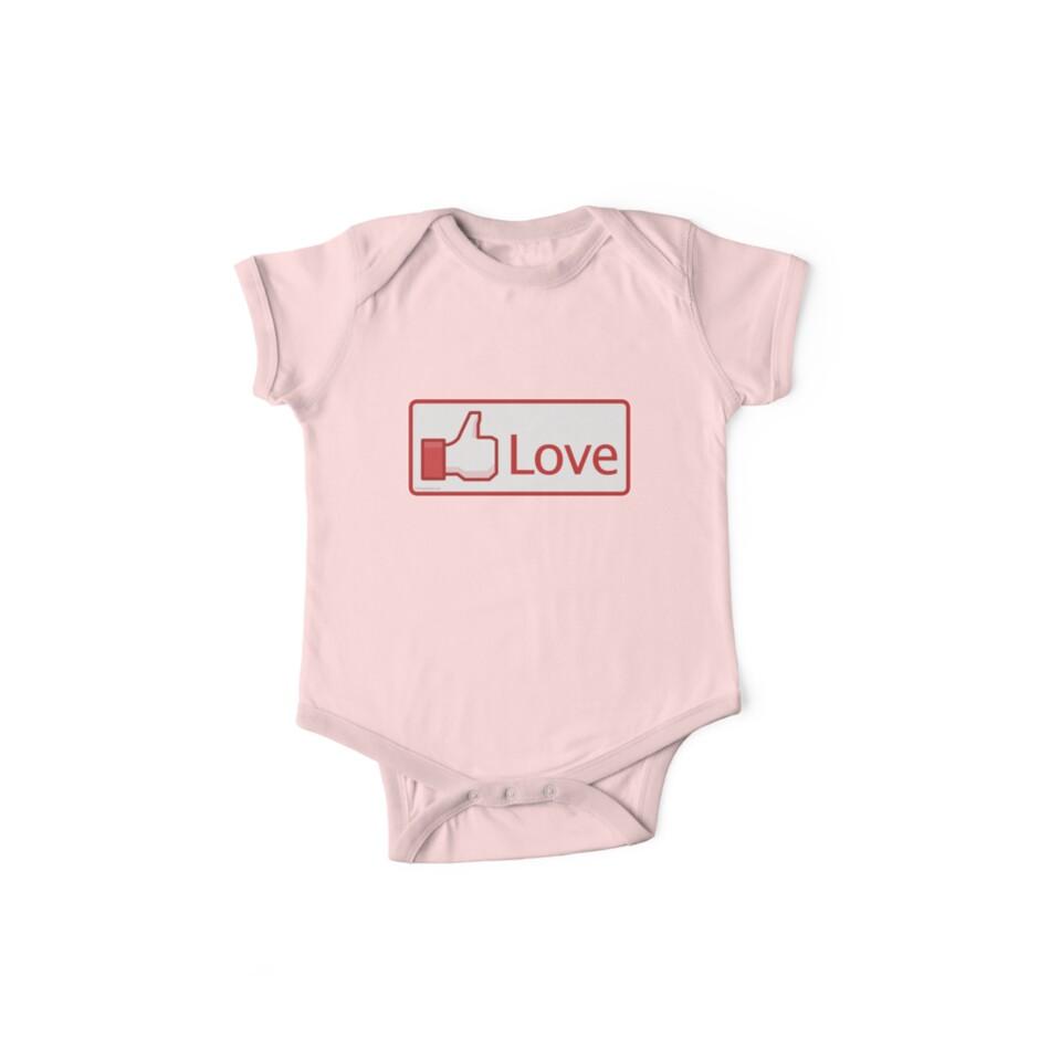 Love Button by LTDesignStudio
