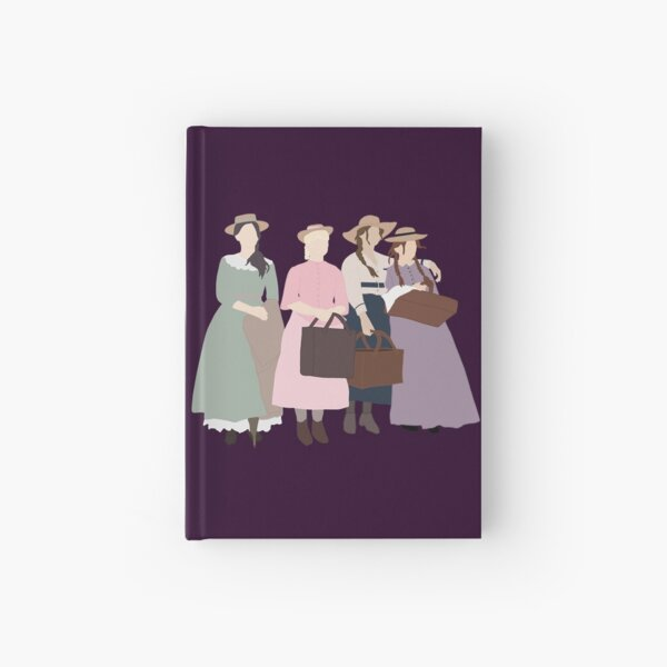 Little March Girls Hardcover Journal