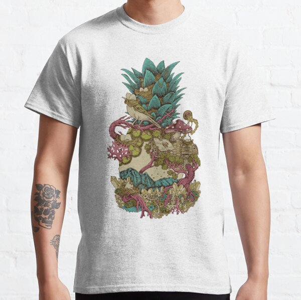 Tropical Valley Classic T-Shirt