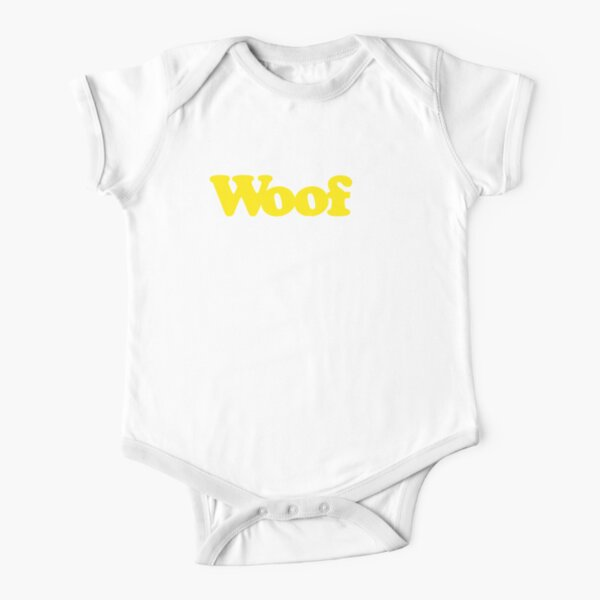 Air Waves Biscuit Woof Woof Toddler Long Sleeve TEE