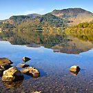 The hills around Ullswater by Shaun Whiteman