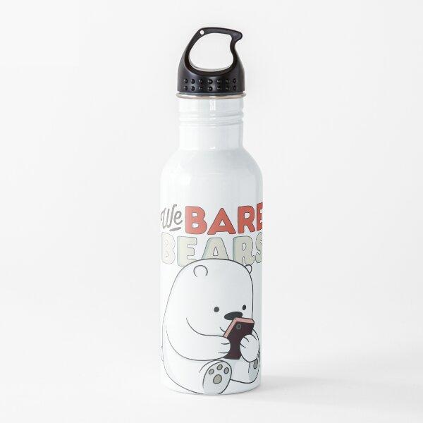 We Bare Bears - Ice Bear  Water Bottle