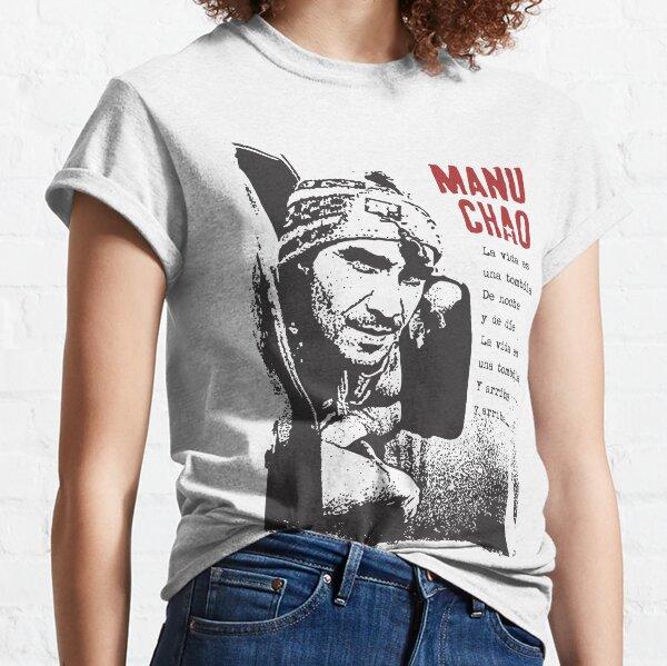 Manu Chao Classic T-Shirt