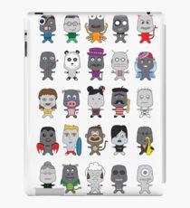 Cute Characters  iPad Case/Skin