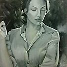 Painting in Progress... by Jo-anne Corteza