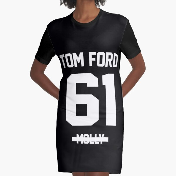 Tom Ford 61 Graphic T-Shirt Dress