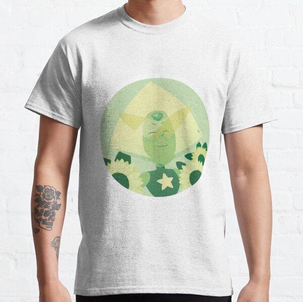 Pastel Peridot portrait Classic T-Shirt