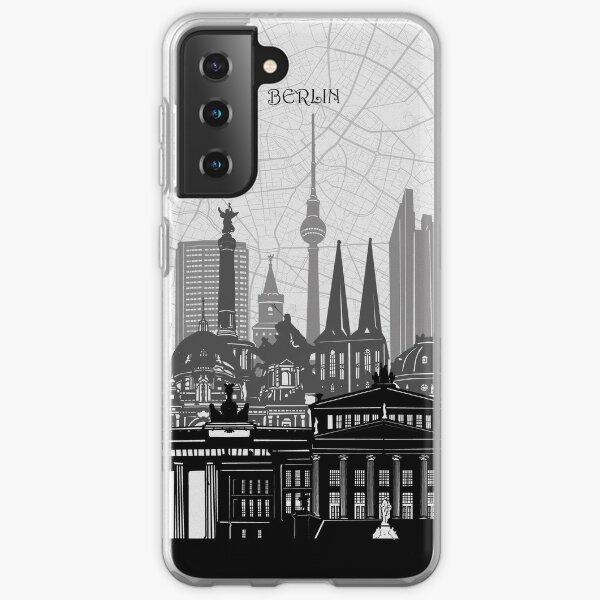 berlin skyline Samsung Galaxy Soft Case