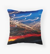 Urban Traces I Throw Pillow