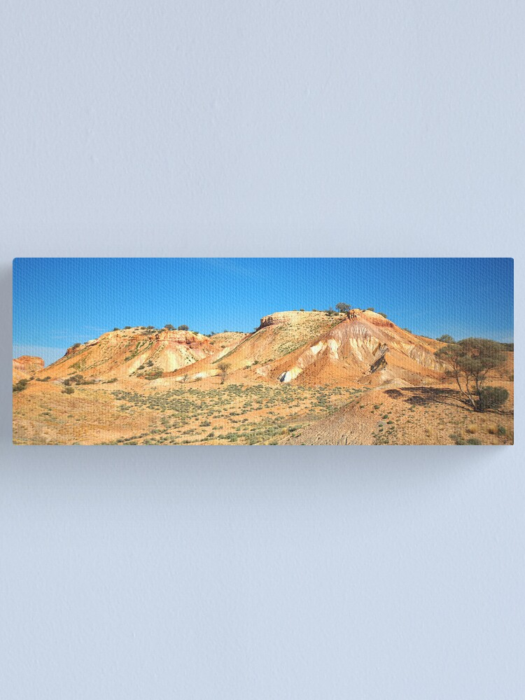 Alternate view of Painted Desert Hills Canvas Print