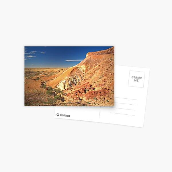 Painted Desert Escarpment Postcard