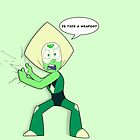 """Is """"This"""" a Weapon? (Peridot) by Noly"""