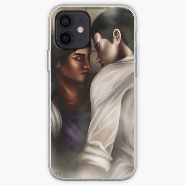 Inej and Kaz iPhone Soft Case