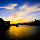 City Sunset by FPhotographic