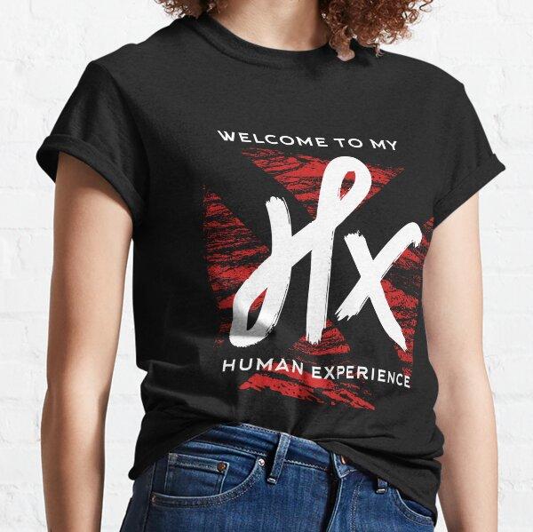 Bienvenue à mon expérience humaine T-shirt classique