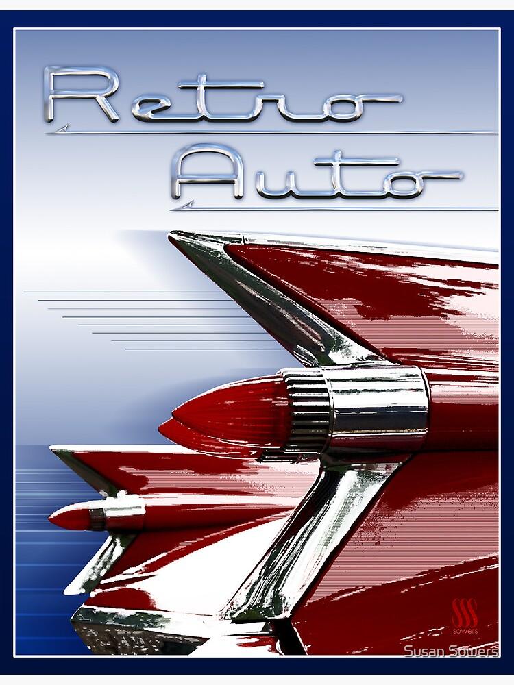 Retro Auto by SSSowers