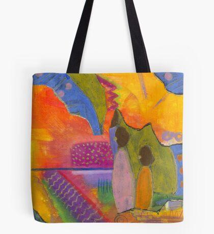 Hallejulah Praise Tote Bag