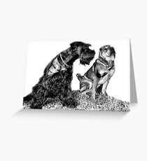 Impossible is Nothing - Just Do It Greeting Card