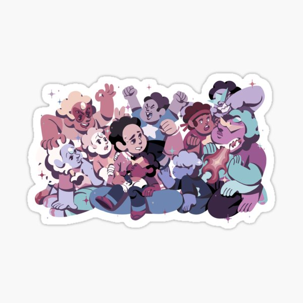 Steven Tag Group Sticker