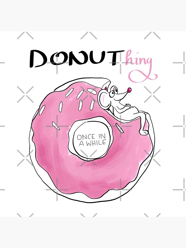 Donuthing once in a while by nobelbunt