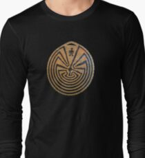 Indigenous Maze Long Sleeve T-Shirt