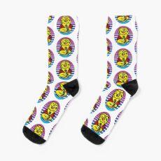Cobra Kai - Retro Socks