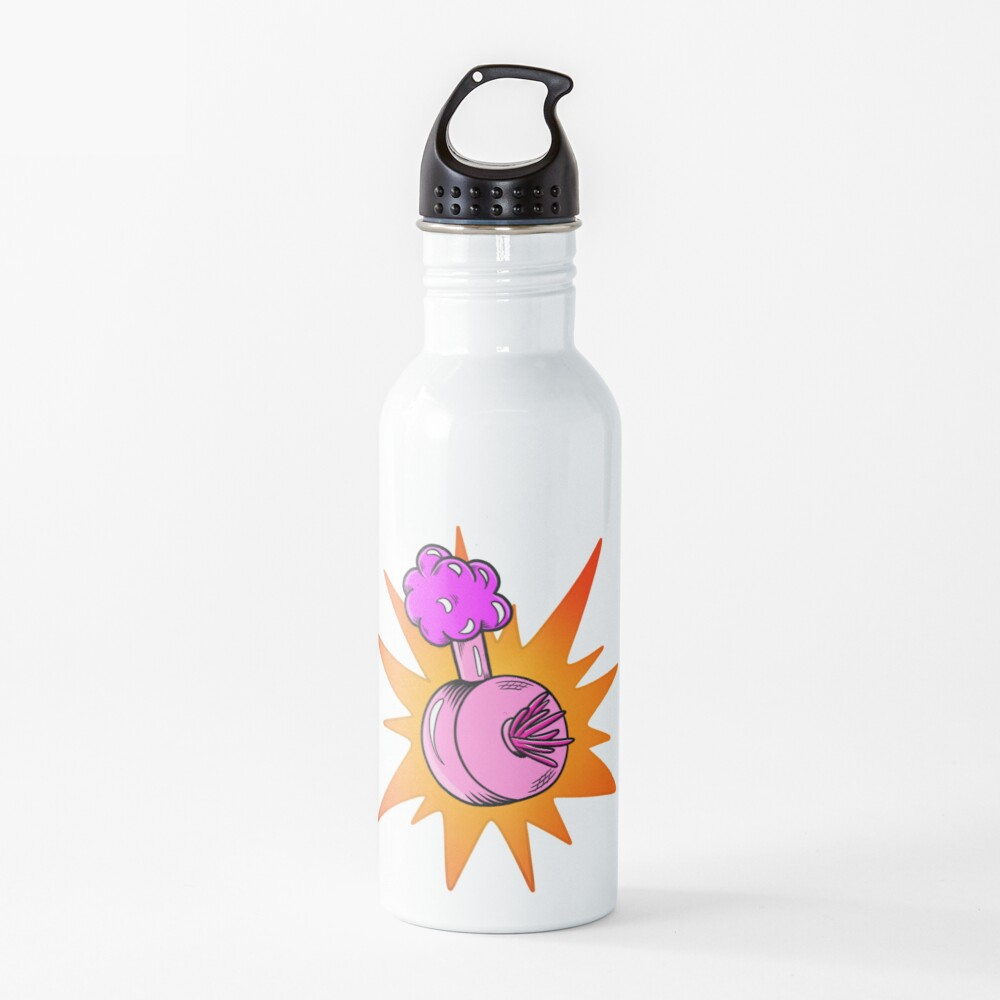 A plumbus for all of us! Water Bottle