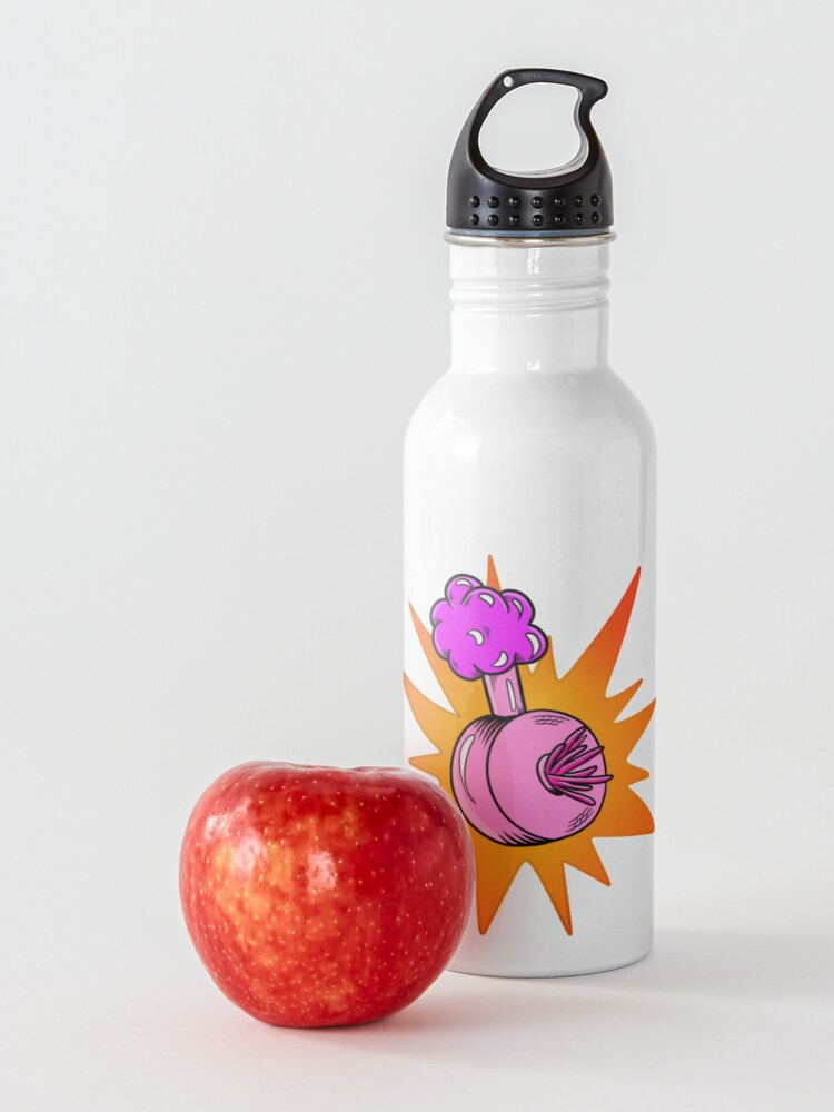 Alternate view of A plumbus for all of us! Water Bottle