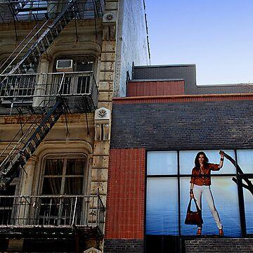 Rear Window by MichaelArm