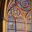 Notre Dame Window by minikin