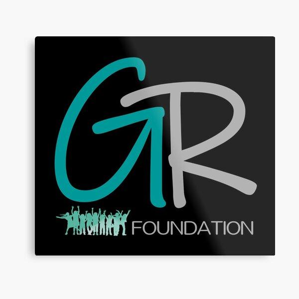 Glorious Recovery Logo Metal Print