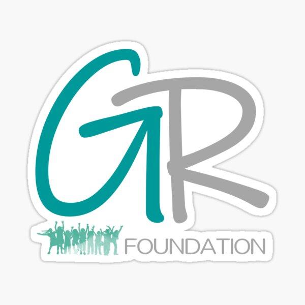 Glorious Recovery Logo Sticker