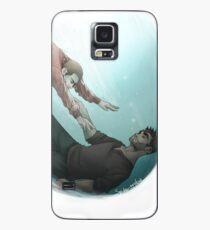 Sterek - Pool Szene Hülle & Skin für Samsung Galaxy