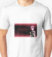 Most emotional quote in the Elfen Lied series.. A very moving quote and saddest one in the amazing anime. T-Shirt