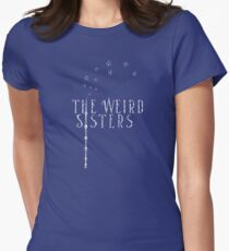 The Weird Sisters Womens Fitted T-Shirt