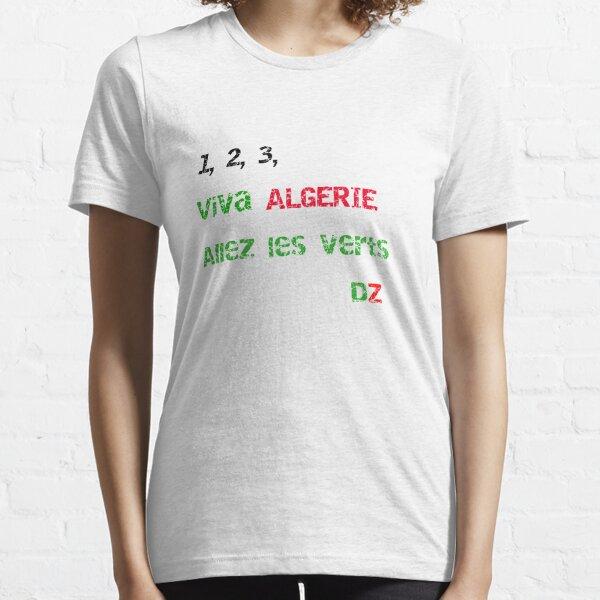 Algerie Vive El Hirak Algerien One Hero The People T Shirt By Nevyln Redbubble