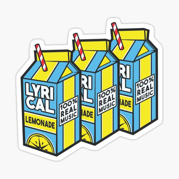 Lemonade  Sticker