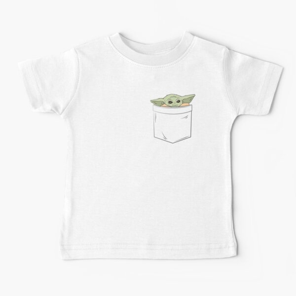 The Child - Pocket Baby T-Shirt