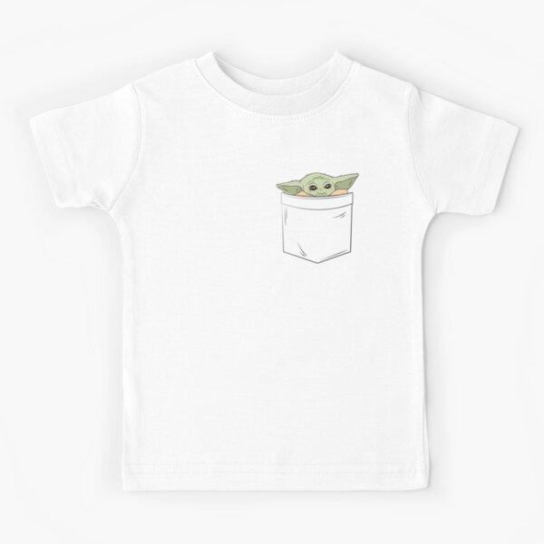 The Child - Pocket Kids T-Shirt