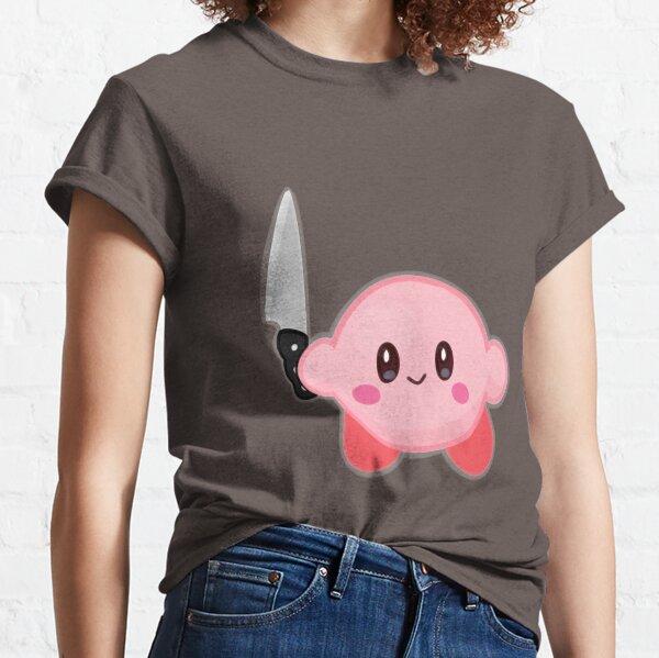 Cuchillo Kirby Camiseta clásica