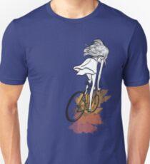 Autumn Bicycle Unisex T-Shirt