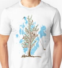 Tree House Graphic Shirt Unisex T-Shirt
