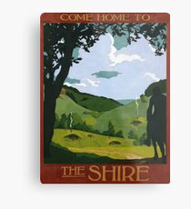 Come home Metal Print