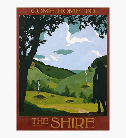 Come home Photographic Print