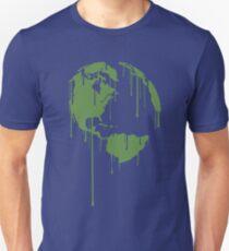 One Earth Graphic Shirt Unisex T-Shirt