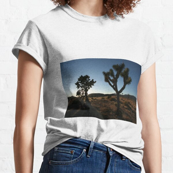 Into This Night I Wander Classic T-Shirt
