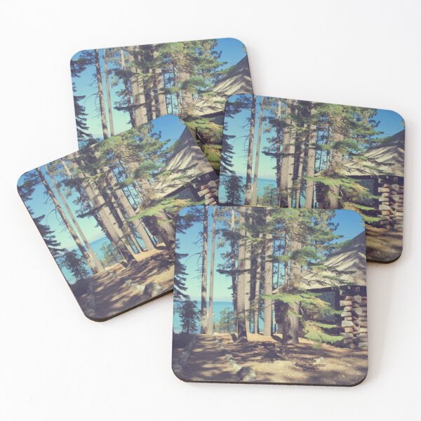 The Cabin Coasters (Set of 4)
