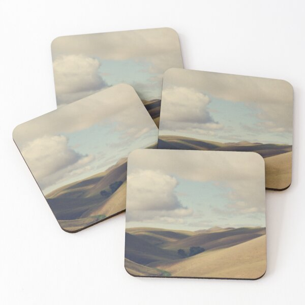 Up Above The Darkness Coasters (Set of 4)