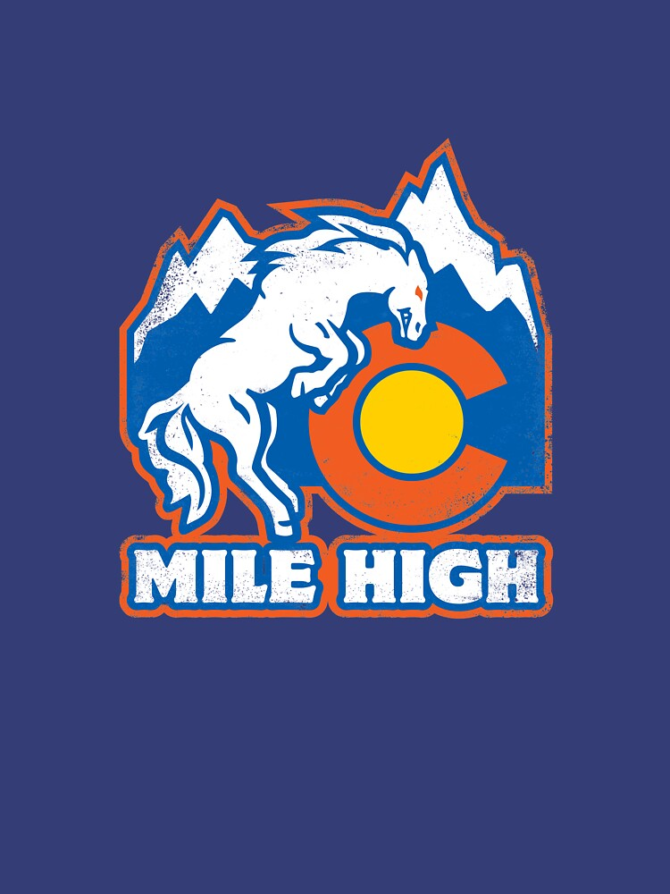 Mile High Bronco by NimbleAnvil
