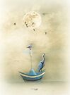 Sailing by the Moon by Chris Armytage™